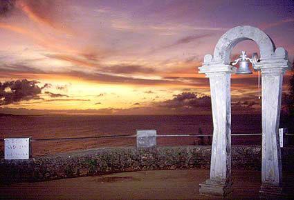 جزيرة جوام - جزيرة متخلى عنها من قبل اسبانيا لصالح امريكا