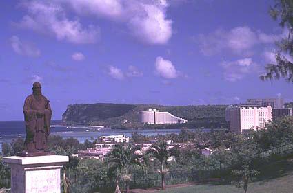 جزيرة جوام